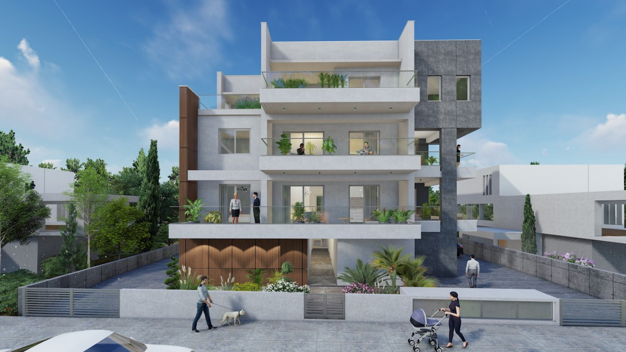 Property for Sale: Apartment (Flat) in Ayios Athanasios, Limassol  | Key Realtor Cyprus