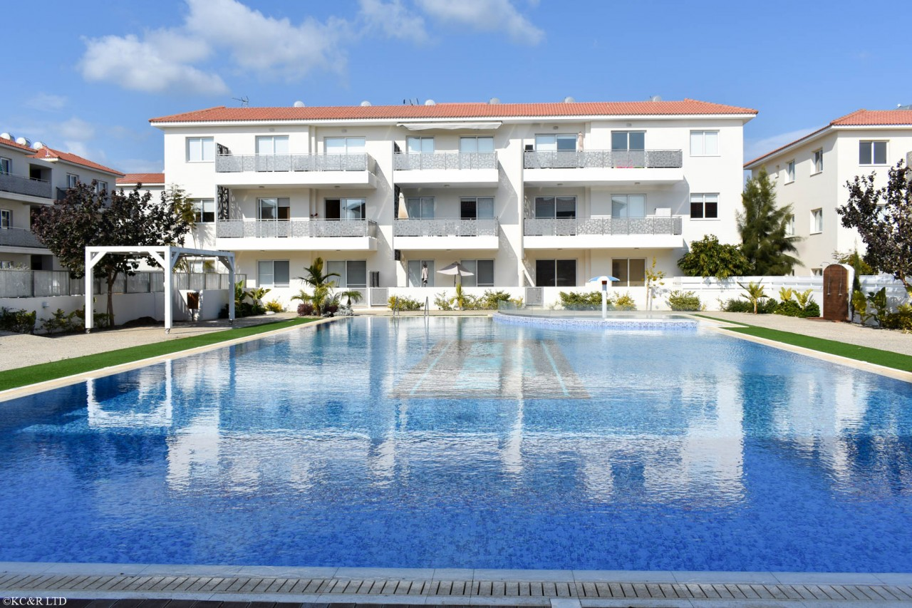 For Sale: Apartment (Flat) in Kapparis, Famagusta    Key Realtor Cyprus