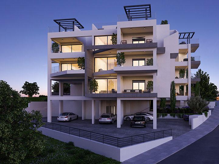 For Sale: Apartment (Flat) in Panthea, Limassol  | Key Realtor Cyprus