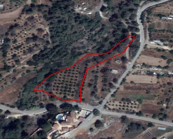 For Sale: (Agricultural) in Finikaria, Limassol  | Key Realtor Cyprus