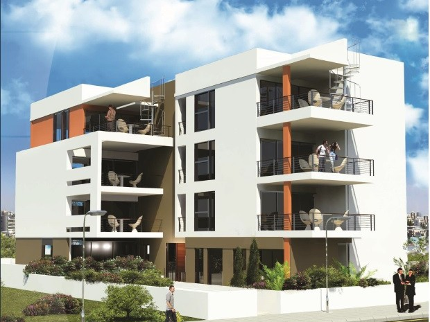 For Sale: Apartment (Flat) in Agios Dometios, Nicosia    Key Realtor Cyprus