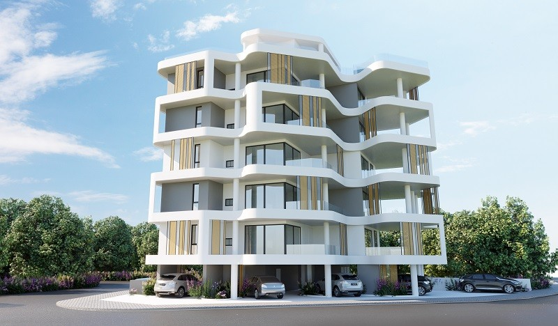For Sale: For sale apartment in New Marina area Larnaca   Key Realtor Cyprus