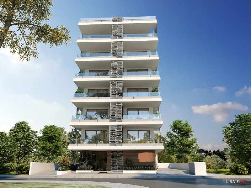 For Sale: Apartment (Flat) in City Area, Larnaca  | Key Realtor Cyprus