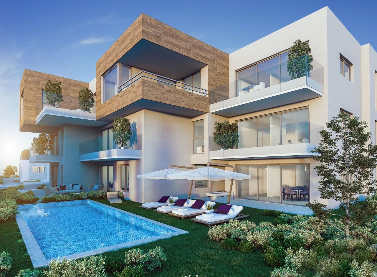 For Sale: Apartment (Flat) in Kapparis, Famagusta  | Key Realtor Cyprus