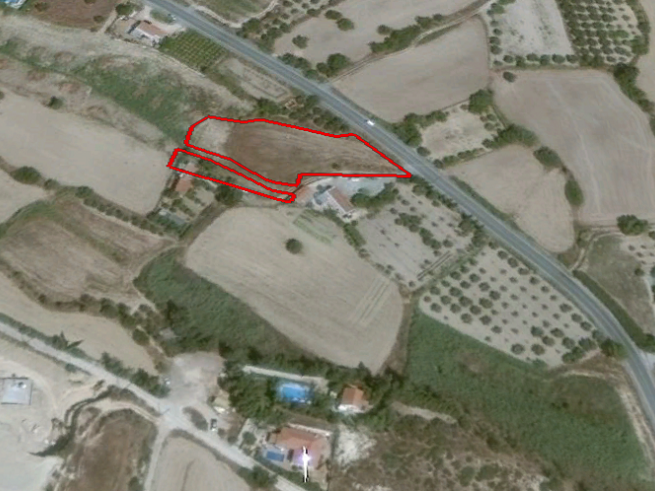 For Sale: Land (Agricultural) in Pissouri, Limassol  | Key Realtor Cyprus