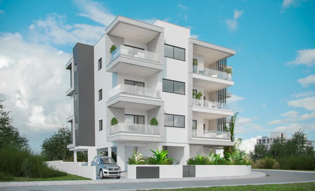 For Sale: Apartment (Flat) in Agios Spyridonas, Limassol    Key Realtor Cyprus
