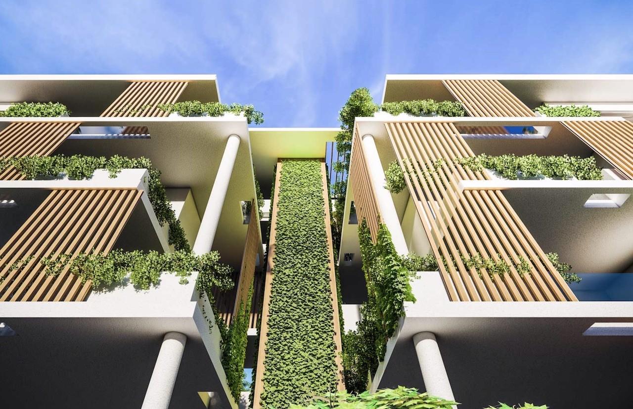 For Sale: Apartment (Penthouse) in Aradippou, Larnaca  | Key Realtor Cyprus