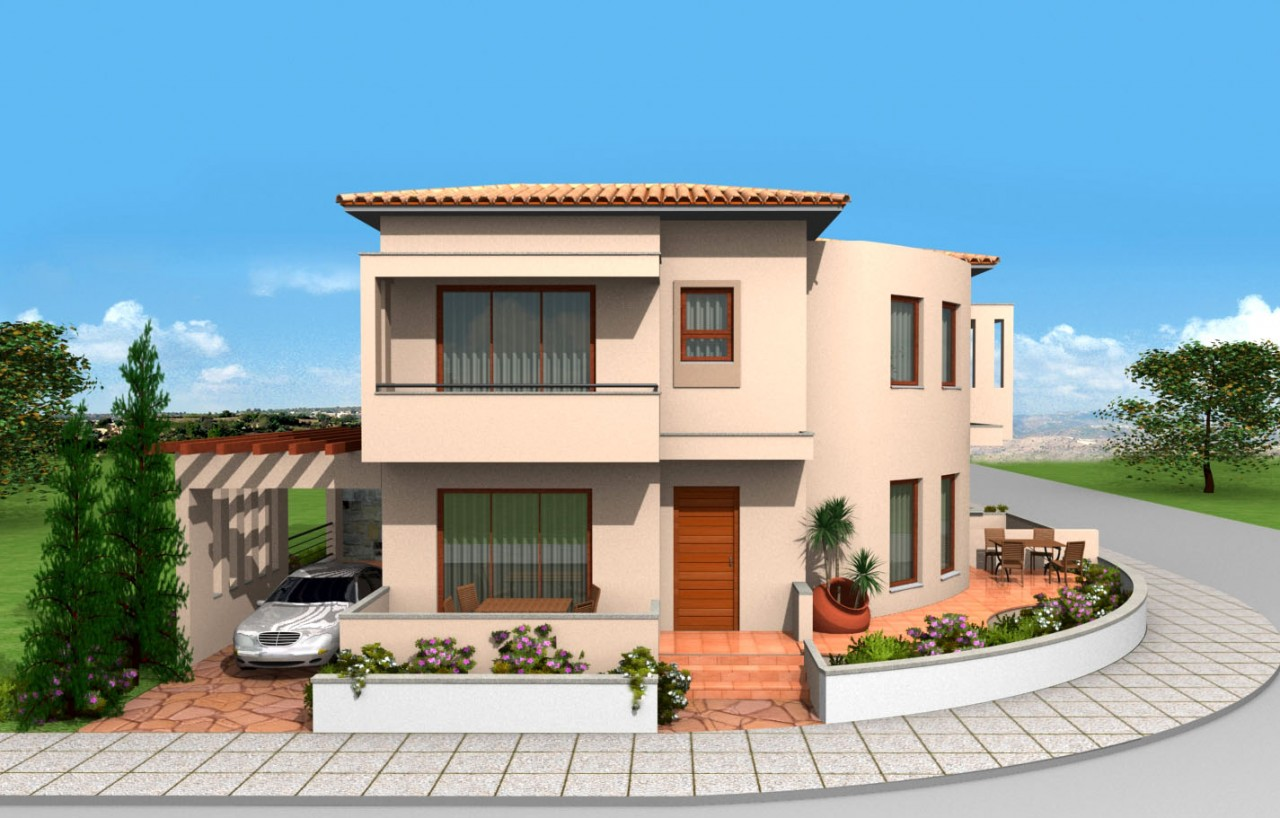 For Sale: House (Semi detached) in Timi, Paphos  | Key Realtor Cyprus