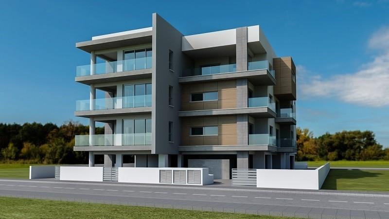 For Sale: Apartment (Flat) in Zakaki, Limassol    Key Realtor Cyprus