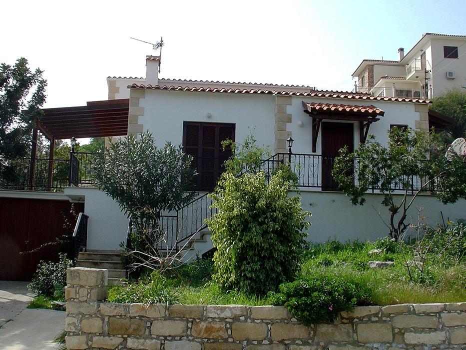 For Sale: House (Detached) in Psematismenos, Larnaca  | Key Realtor Cyprus