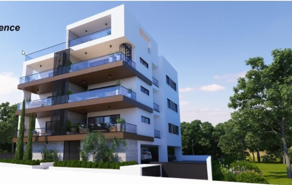 For Sale: RIVA RESIDENCE (Flat) in Universal, Paphos    Key Realtor Cyprus