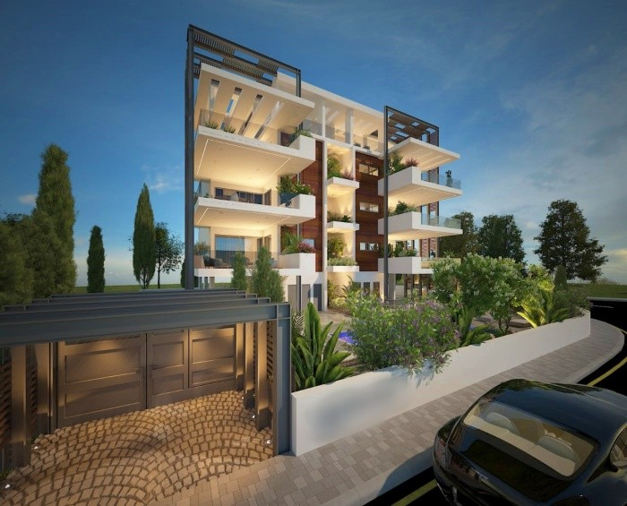 For Sale: Apartment (Flat) in Universal, Paphos  | Key Realtor Cyprus