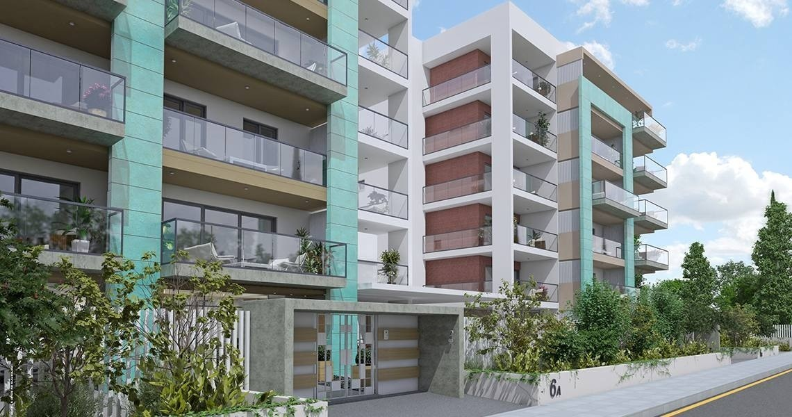 For Sale: Apartment (Flat) in Strovolos, Nicosia    Key Realtor Cyprus