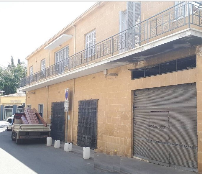 For Sale: Investment (Mixed Use) in Agios Kasianos, Nicosia  | Key Realtor Cyprus