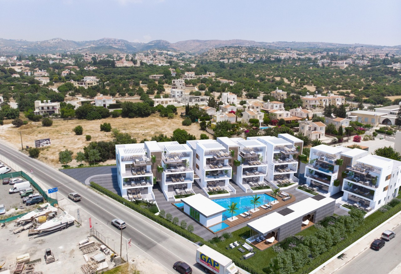 For Sale: Apartment (Penthouse) in Mesogi, Paphos  | Key Realtor Cyprus