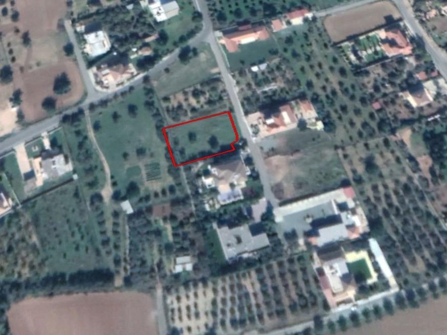 For Sale: Land (Residential) in Ypsonas, Limassol    Key Realtor Cyprus