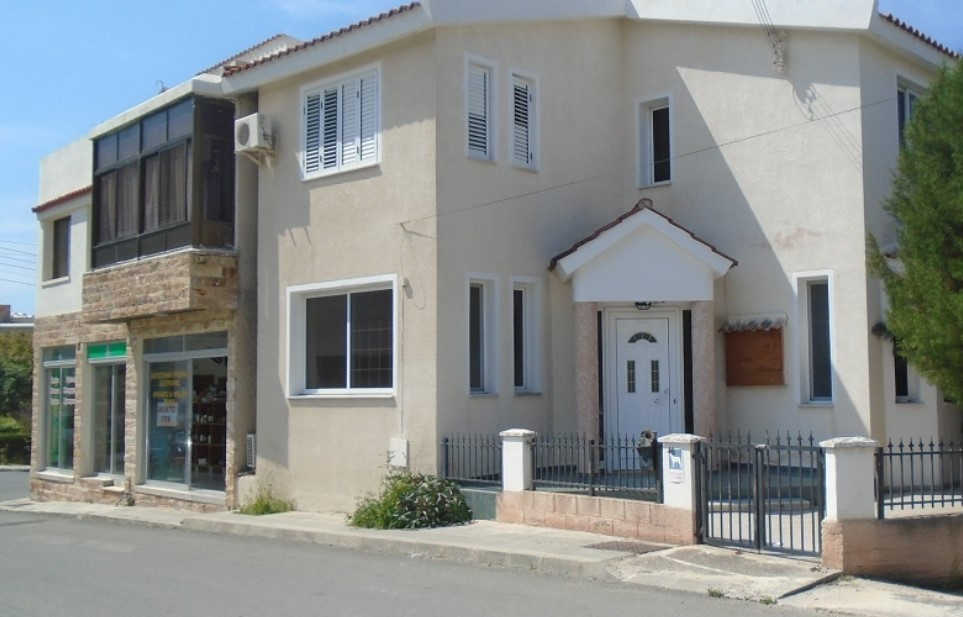 For Sale: House (Semi detached) in Pano Paphos, Paphos    Key Realtor Cyprus