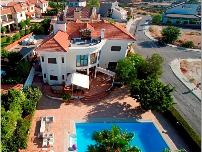 For Sale: House (Detached) in Panthea, Limassol    Key Realtor Cyprus