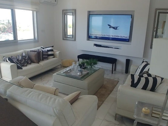 For Sale: Apartment (Penthouse) in Amathus Area, Limassol  | Key Realtor Cyprus