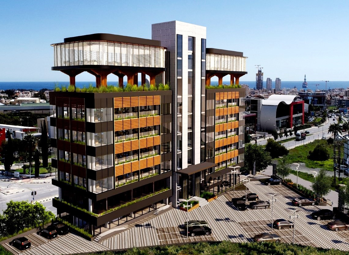 For Sale: Commercial (Office) in Linopetra, Limassol  | Key Realtor Cyprus