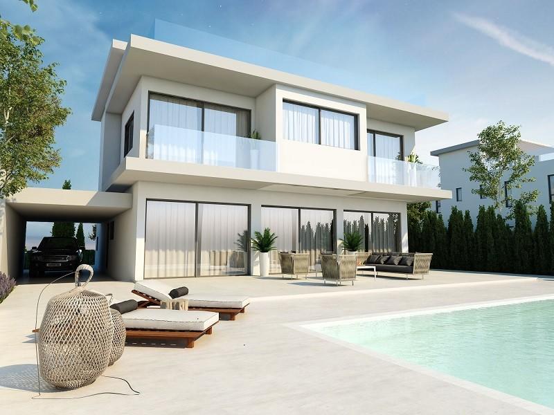 For Sale: House (Detached) in Pervolia, Larnaca  | Key Realtor Cyprus