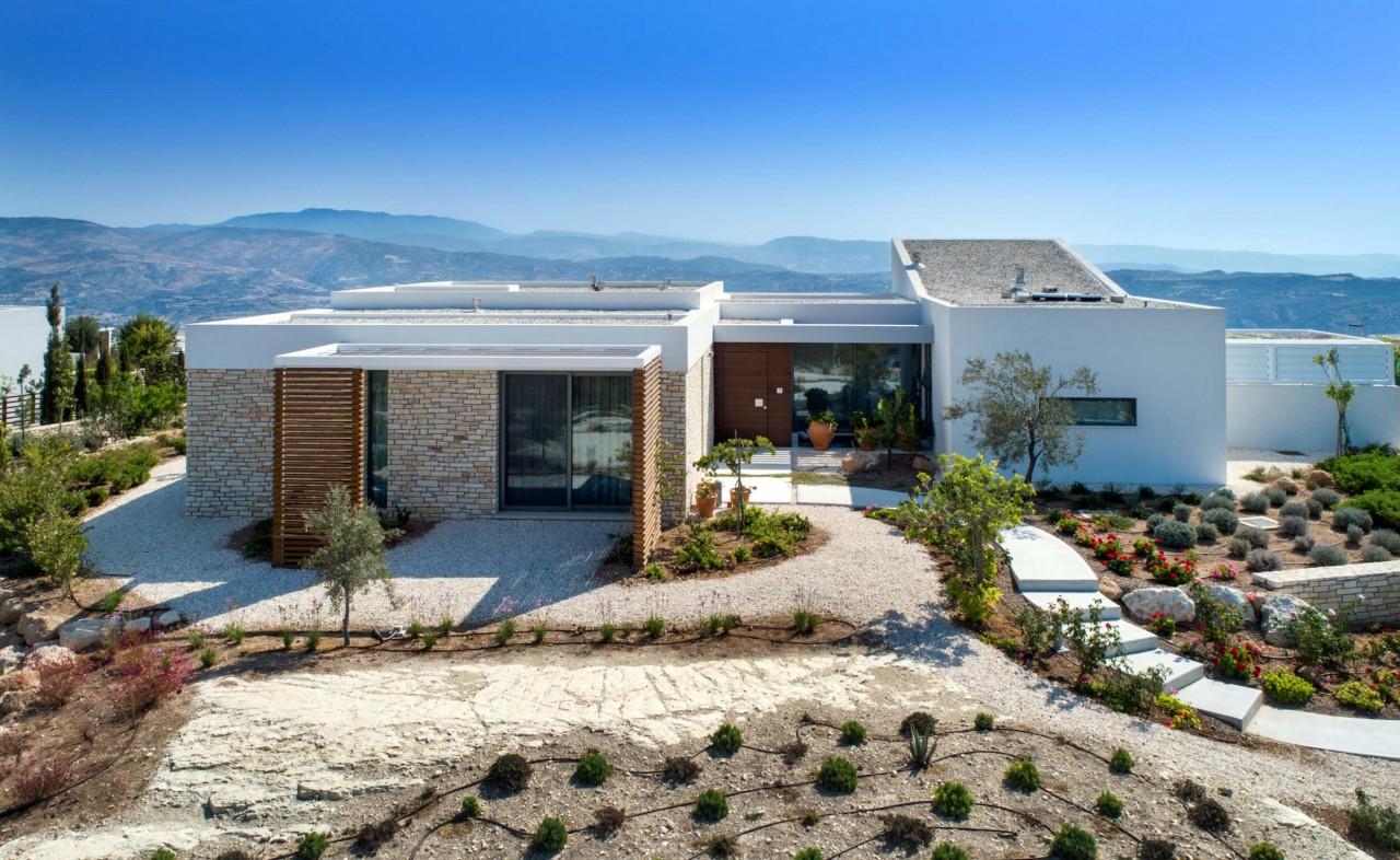 For Sale: House (Detached) in Tsada, Paphos    Key Realtor Cyprus