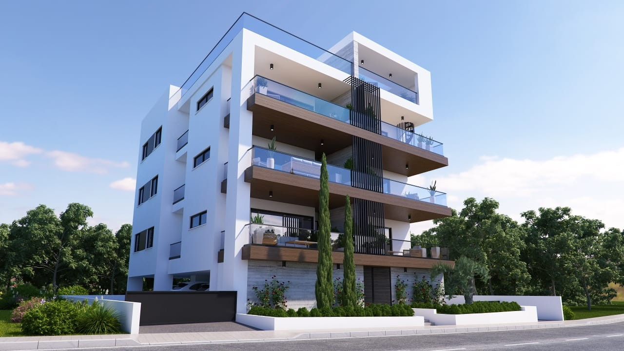 For Sale: Investment (Project) in Universal, Paphos  | Key Realtor Cyprus