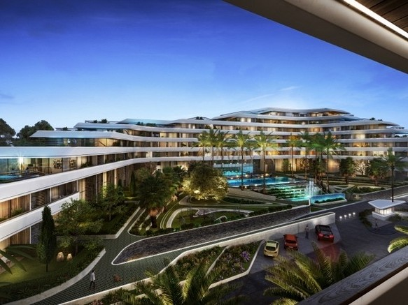 For Sale: Apartment (Penthouse) in Germasoyia Tourist Area, Limassol  | Key Realtor Cyprus