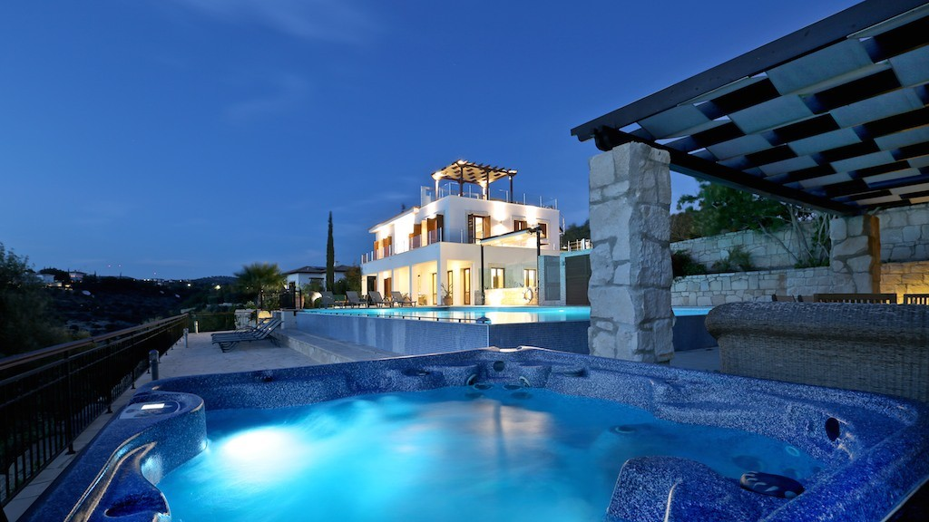 For Sale: House (Detached) in Aphrodite Hills, Paphos  | Key Realtor Cyprus