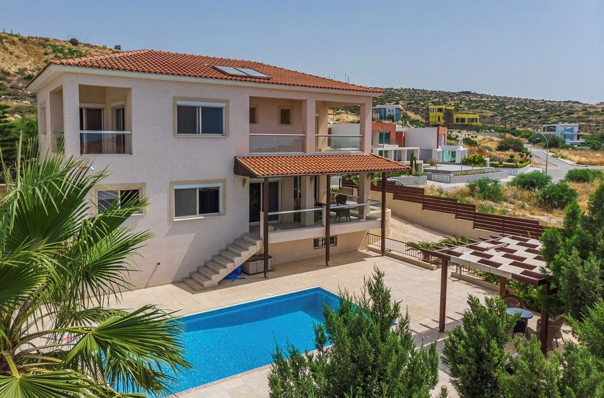 For Sale: House (Detached) in Moutagiaka, Limassol  | Key Realtor Cyprus