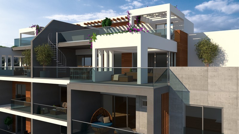 For Sale: Apartment (Penthouse) in Columbia, Limassol  | Key Realtor Cyprus