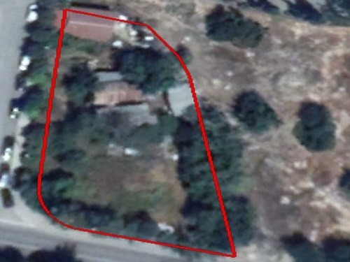For Sale: Land (Residential) in Columbia, Limassol    Key Realtor Cyprus