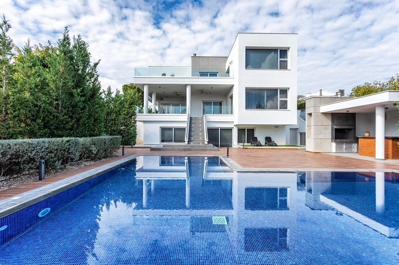 For Sale: House (Detached) in Agia Fyla, Limassol  | Key Realtor Cyprus