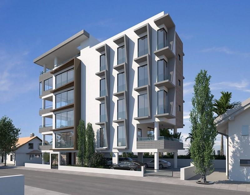 For Sale: Apartment (Penthouse) in City Center, Limassol    Key Realtor Cyprus