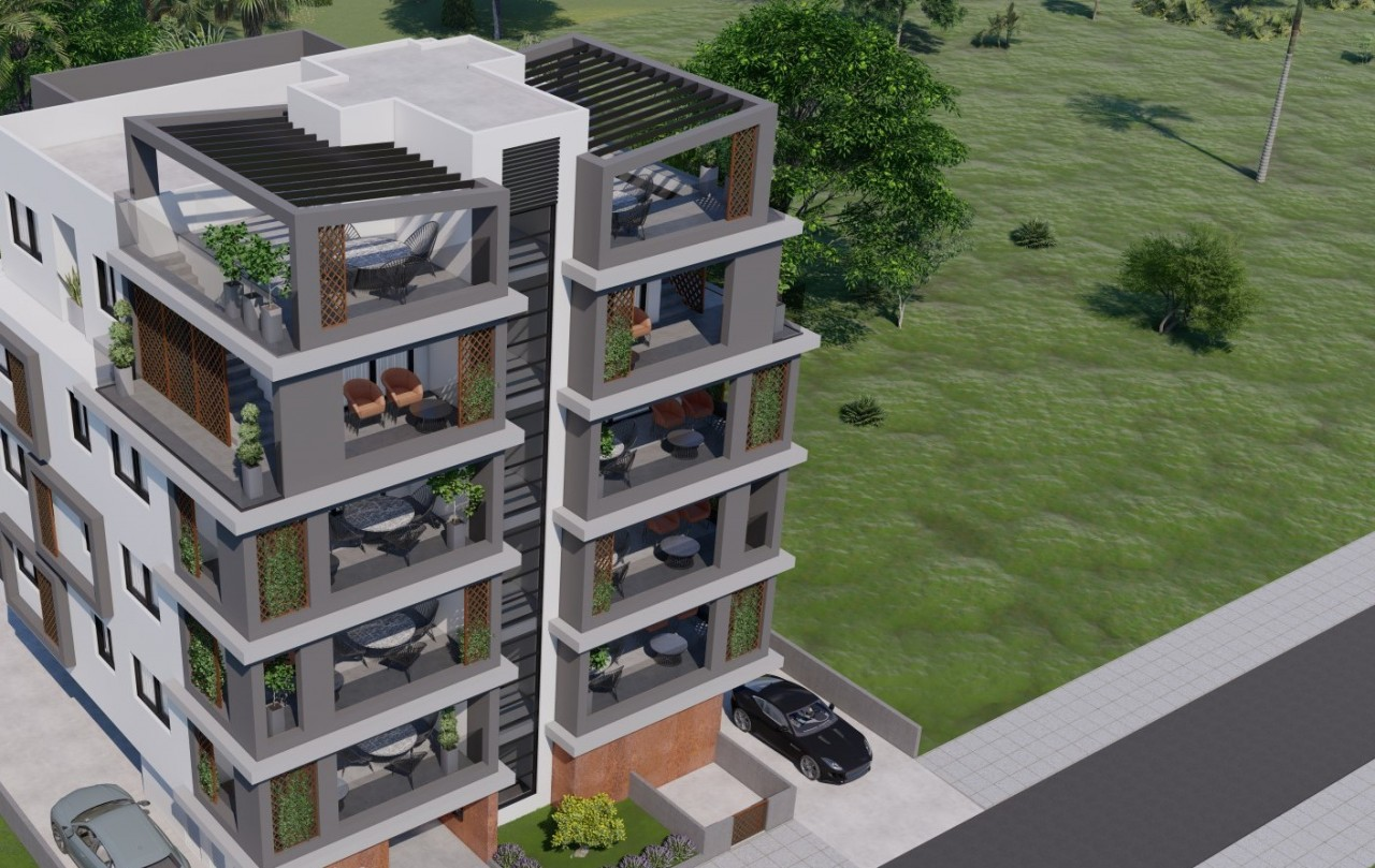 For Sale: Apartment (Flat) in Larnaca Centre, Larnaca  | Key Realtor Cyprus