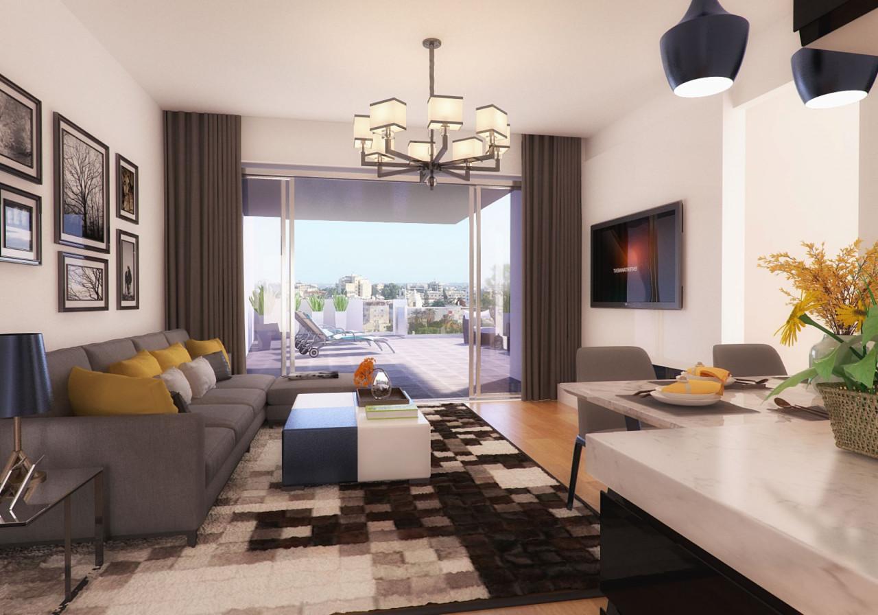 For Sale: Apartment (Flat) in Larnaca Centre, Larnaca    Key Realtor Cyprus