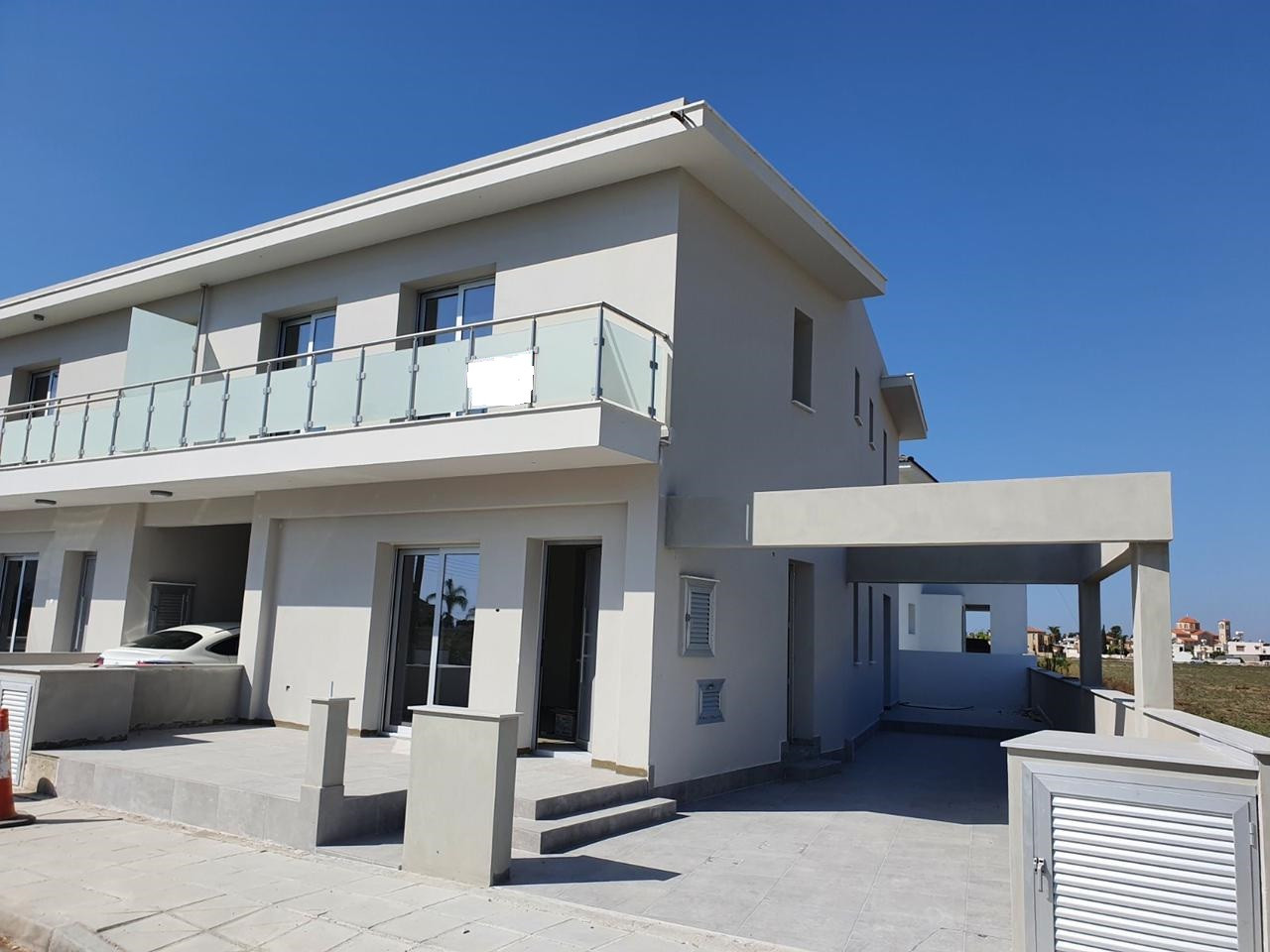 For Sale: House (Semi detached) in Kiti, Larnaca    Key Realtor Cyprus