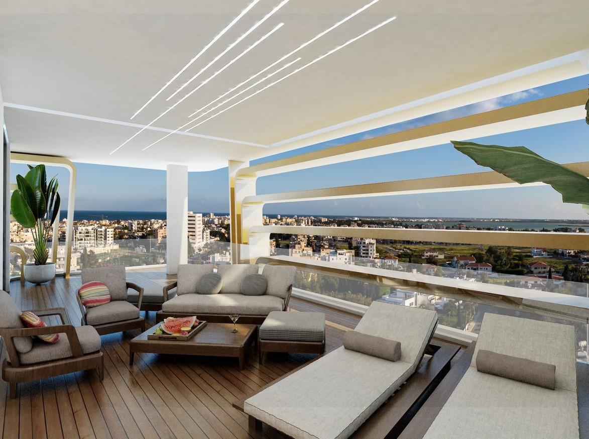 For Sale: Apartment (Penthouse) in Faneromeni, Larnaca  | Key Realtor Cyprus